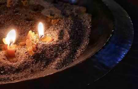 شمع وجود