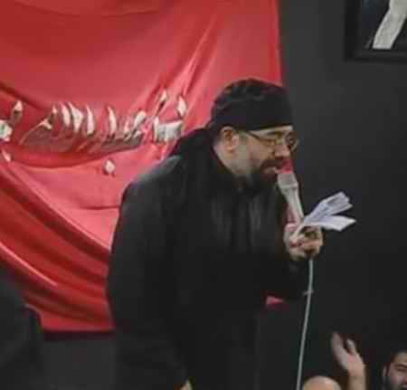 دانلود مداحی داری میری میبینم روحم از تن داره میره حاج محمود کریمی
