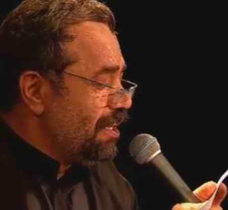 دانلود مداحی از بین خیمه اومد سرباز شش ماهه بابا محمود کریمی