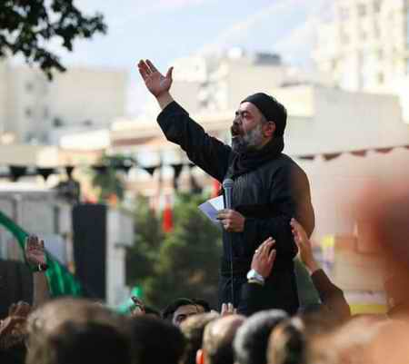 دانلود مداحی برادرم کجایی امان از این جدایی محمود کریمی