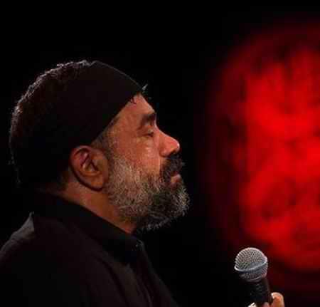 دانلود مداحی من آفتابم و تو برای من قمری محمود کریمی