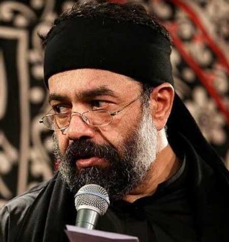 دانلود نوحه خیمه ها میسوزد و شمع شب تارم شده محمود کریمی