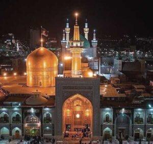 دانلود آهنگ دلم هوای مشهد و رضا رو کرده امین فیاض